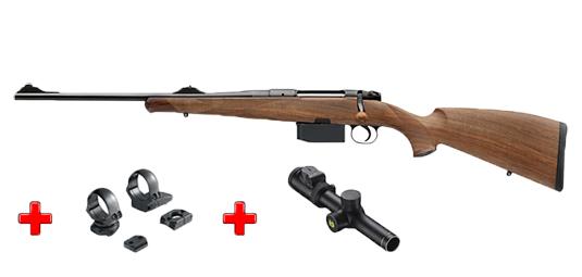 Heym carabine à verrou KS1 30.06 Gaucher