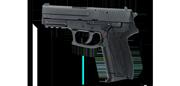 Pistolet CO2 NAC1702