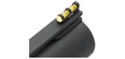 Guidon fibre optique jaune